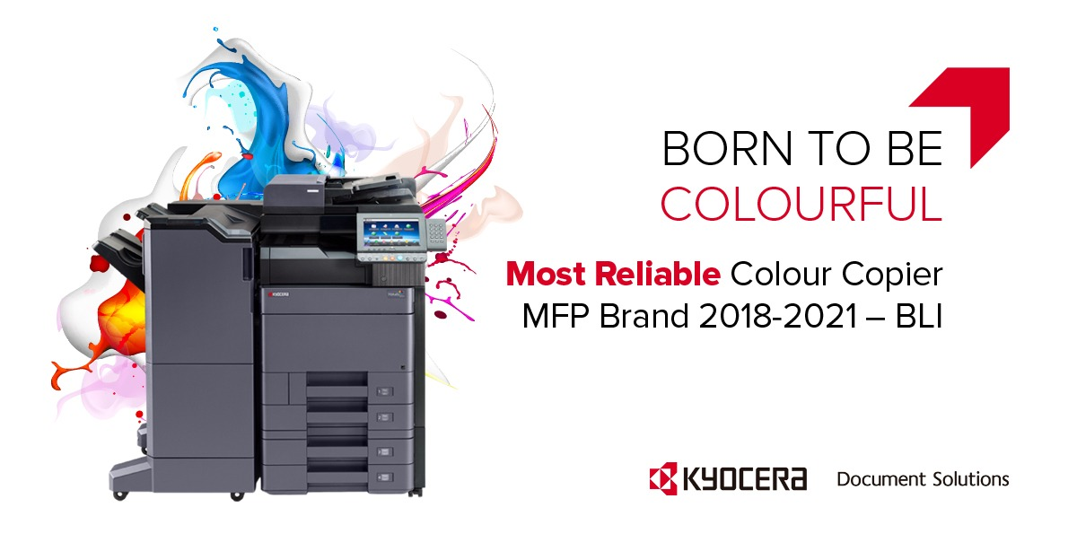 KJL Document Solutions |KYOCERA - The Most Reliable Brand